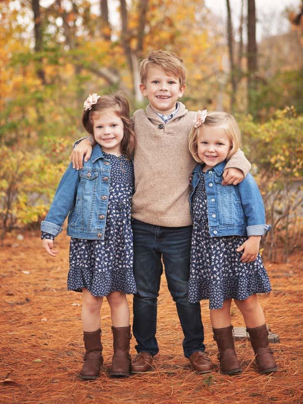 Outdoor Child Photographer - Children Outdoor Photographer in Hilliard Ohio 1